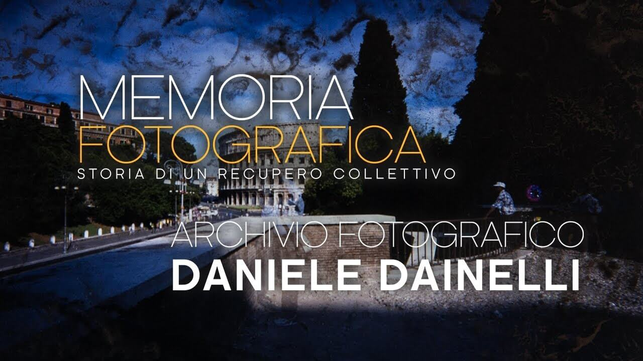 Video Memoria Fotografica Archivio Dainelli Fondazione Laviosa