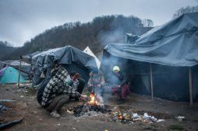 Confini - Velika Kladuša- Reportage fotografico di Serafino Fasulo