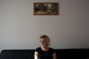 Reportage Una Rosa a Sarajevo
