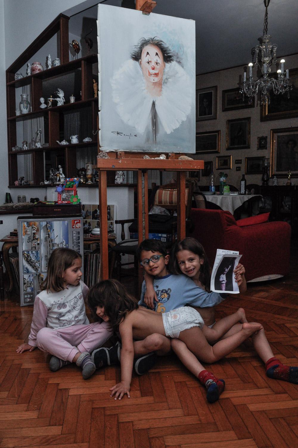 Alessandra Mangione Workshop